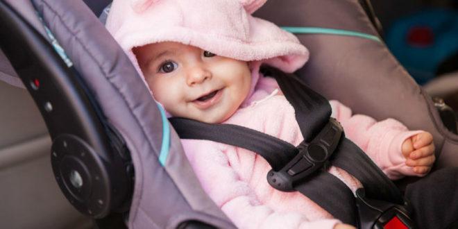 「交通事故」兒童死傷首位 安全座椅宜正確安裝