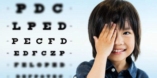 小一生每5個就1個近視 孩童護眼要趁早