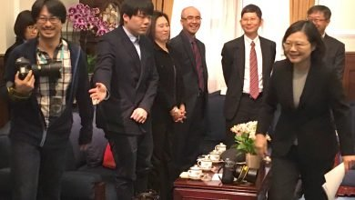 Photo of 蔡英文遭同志誣指 連中立者都怒:同志就可以造謠中傷總統?