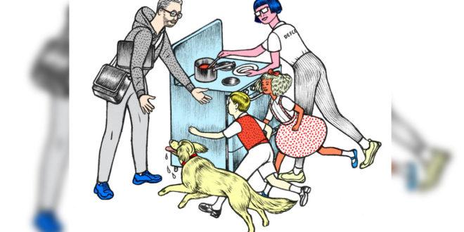 抵制過度擴張的性別革命!調查:美18-25歲年輕人渴望回歸「傳統家庭」