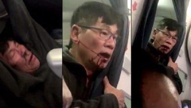 Photo of 聯航暴力拖客惹議 川普:整件事很恐怖也相當糟糕