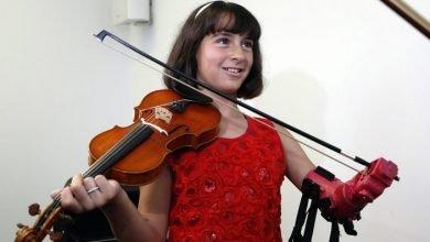 Photo of 3D列印義肢 美10歲女童圓小提琴夢
