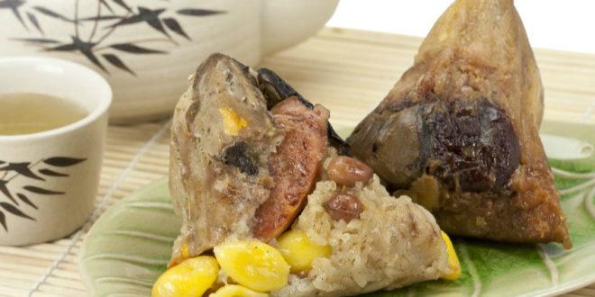 端午吃粽不變重 減量、少醬、勤運動