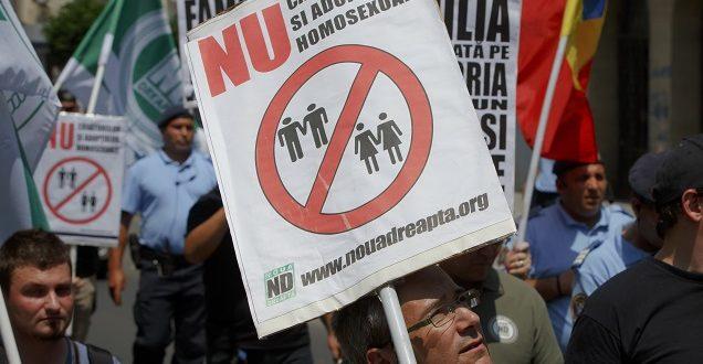 羅馬尼亞將修憲公投 定義婚姻為「一男一女」之結合