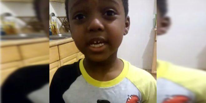 面對親人遭歹徒槍殺 超齡6歲男童:上帝會保護我