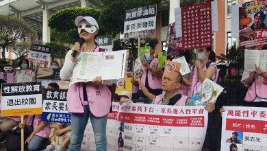 Photo of 不滿性平教育10年影響 媽媽怒吼:混亂根源