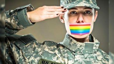 Photo of 美女兵要與跨性別兵共浴 退役軍人:軍隊不再專注國防而是社會運動