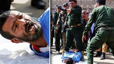 Photo of 葉門男性侵殺害3歲女童 當街被軍警鞭刑後槍斃示眾