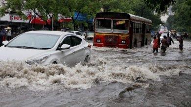 Photo of 印度暴雨陷癱瘓 聯合國:南亞各國近千人死、逾 4千萬人受災