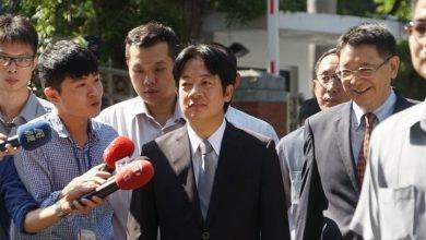 Photo of 賴清德訪立法院 強調3原則執政的期許