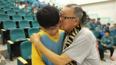 Photo of 男童遭熊抱 反毒陣:愛滋講師是關懷還是性騷?