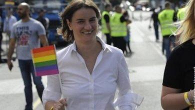 Photo of 拒參與同性權利活動 塞爾維亞出櫃女總理:經濟最重要