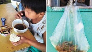 Photo of 打包午餐給祖父母吃 陸女童午餐只吃菜汁