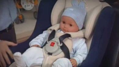 Photo of 孩子的安全不能等!北市議員要求計程車增設兒童安全座椅