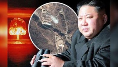 Photo of 北韓6次試核 疲山症候群坑道崩塌200人死