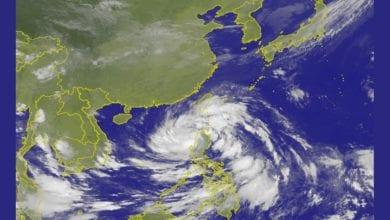 Photo of 颱風卡努形成 「共伴效應」帶來大雨