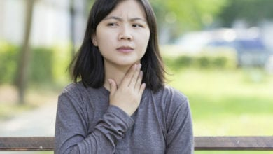 Photo of 女老師喉嚨總是卡卡 甲狀腺結節作怪