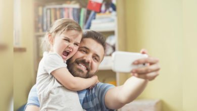 Photo of 研究表明 女兒真會嫁給像爸爸的男人