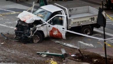 Photo of 疑IS犯案! 紐約卡車恐攻釀8死 川普下令「高規格」海關檢查