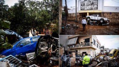 Photo of 希臘暴雨摧毀工業重地 釀15死13傷