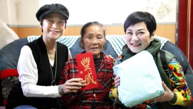 Photo of 送紅包分享福氣 張小燕、張艾嘉「給孩子轉機和希望」