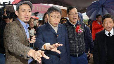 Photo of 新黨王炳忠遭查 柯文哲:政府應該盡速說明,以區別李明哲案