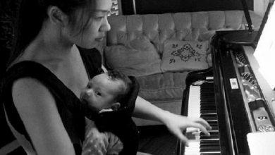 Photo of 華裔女鋼琴家機上餵母乳  一家4口遭美國廉航趕下機