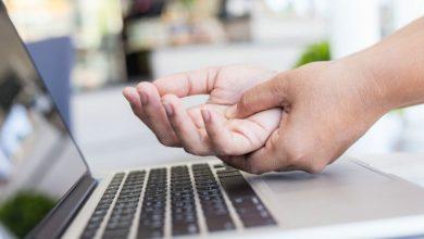 手部過度使用,容易導致肌腱滑膜發炎。(圖片來源:123rf)