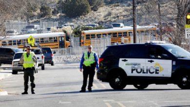 Photo of 美校園再傳槍擊案 新墨西哥州中學含槍手3人喪命