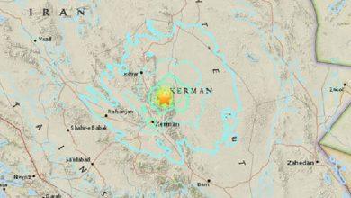 Photo of 上個月才發生7.3強震 兩伊邊境發生6.0地震!