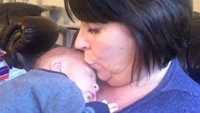 Photo of 經歷了7次流產、11次試管嬰兒 英媽美夢成真喜獲麟兒