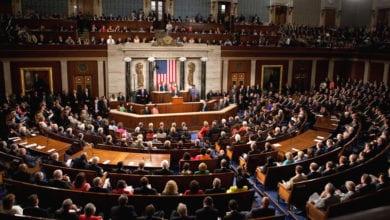 Photo of 美眾議院通過臨時預算法案 聯邦政府停擺3日重開