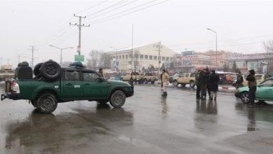 Photo of 阿富汗首都再傳恐攻  國防大學爆炸2士兵亡