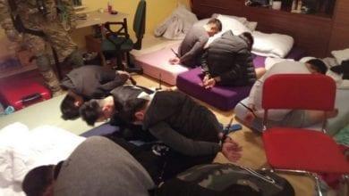 Photo of 波蘭逮捕48名台灣詐騙罪犯 恐判刑15年