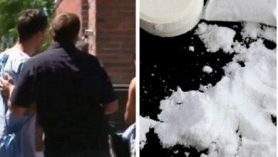 Photo of 背包客撿到陌生白粉狂吸命危  醫生:藥當毒品吸極危險