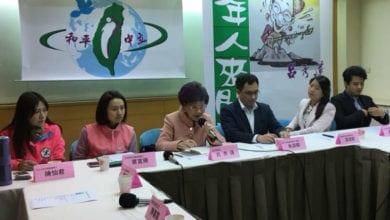 Photo of 北市選舉紛紛表態 呂秀蓮宣布參選