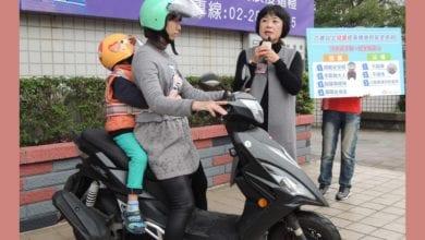 Photo of 安全帶綁不住1歲兒 孩童機車事故驚人
