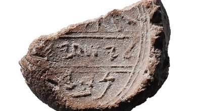 Photo of 耶路撒冷發現千年印章 猜測為聖經先知「以賽亞」簽名