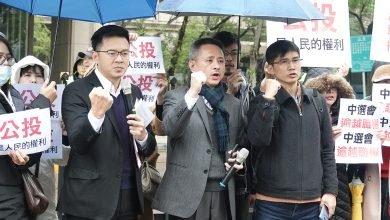 Photo of 婚姻定義公投傳遭中選會刁難 律師:鳥籠公投復辟?
