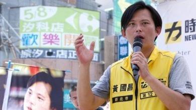 Photo of 同婚法案未排議程 黃國昌飆蔡政府了不起負責!蔡英文這樣說