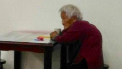 Photo of 老伴4子女都過世 96歲拾荒嬤吃5元水餃揭辛酸