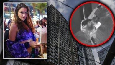 Photo of 富豪夫妻 3P 玩出人命 18歲女模全裸墜樓亡