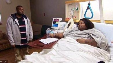 Photo of 靠食物安撫性侵創傷 美27歲女拒絕幫助胖到300公斤