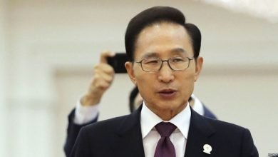 Photo of 被控收賄、逃稅等16 條罪 南韓卸任總統李明博恐判無期徒刑