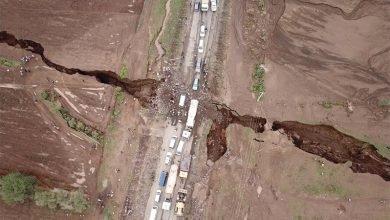 Photo of 肯亞驚見18公尺寬大裂縫 專家:未來非洲恐裂兩半