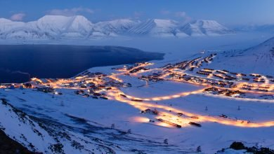 Photo of 60%都是永凍土 這裡是全世界唯一「禁止生與死」的城巿