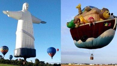 Photo of 台東熱氣球嘉年華 首次納入救世基督像、挪亞方舟