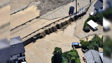 Photo of 豪雨炸日本西部釀161死 泥沙流入家園重建難
