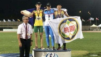 Photo of 國際少年運動會捷報 台小將累積戰績一金五銀二銅