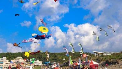 Photo of 「箏」奇鬥豔 北海岸國際風箏節29日絢爛天空